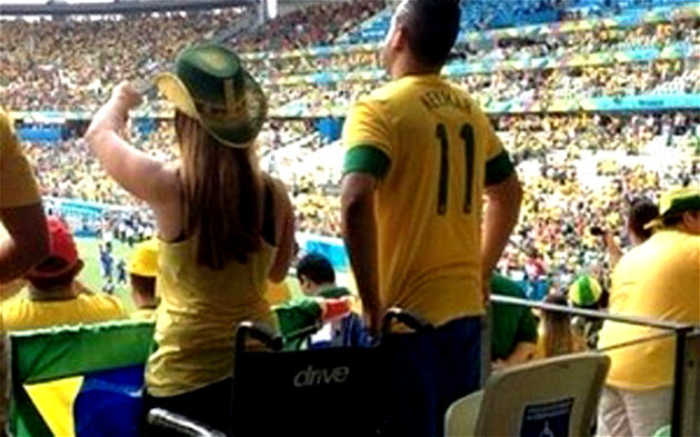 Ticket Fraud At the World Cup