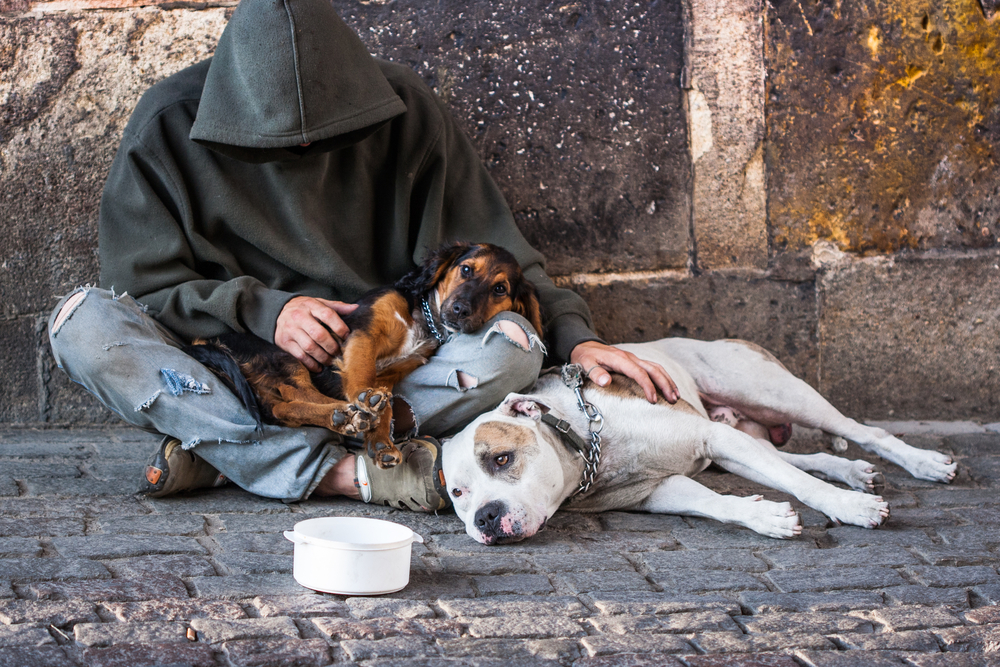 Being Homeless Becoming A Crime in Many US Cities