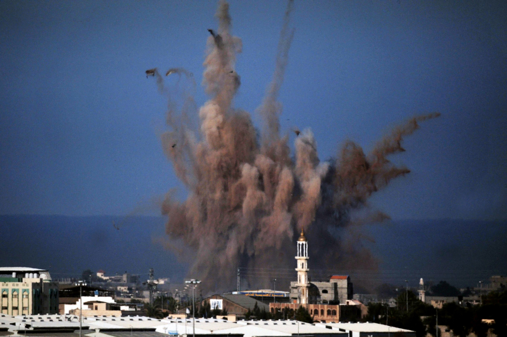 Officials Strategize for Peace, Implement Cease-Fire in Israel and Gaza