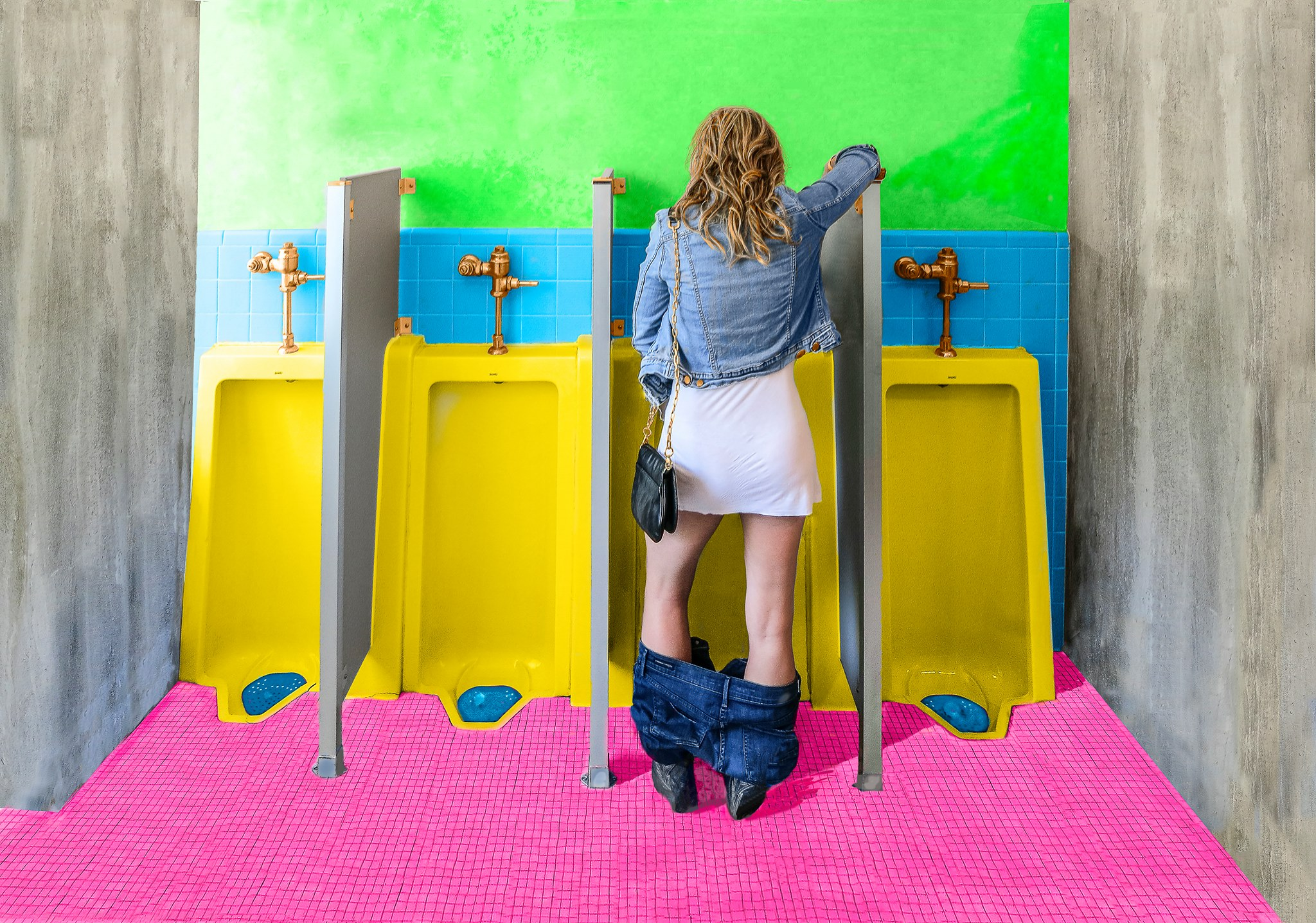 Ladies, You Too Can Now Pee Standing Up