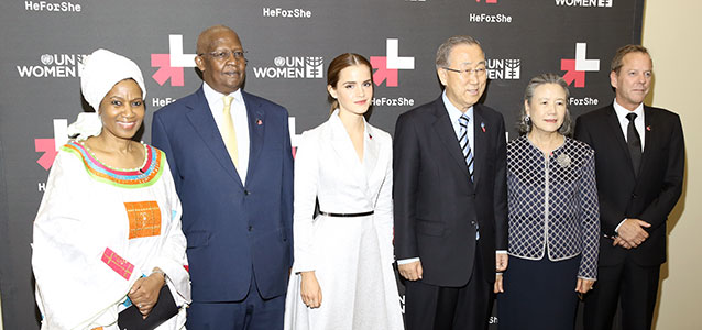 Emma Watson Calls for Feminism in Poignant UN Speech