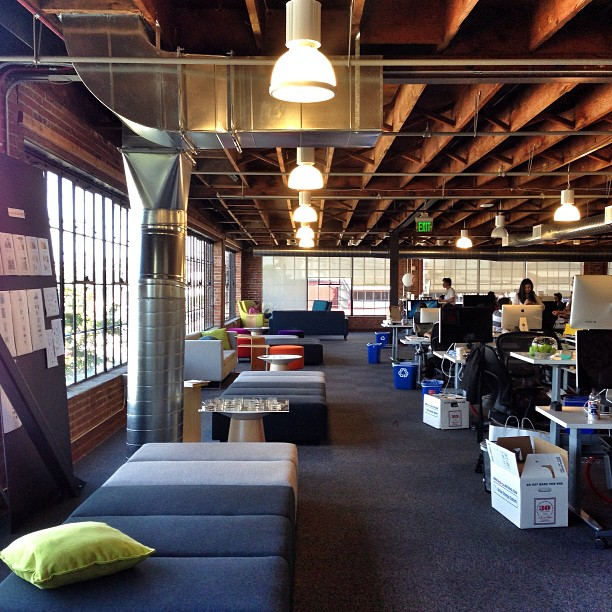 Tech Culture of Perks Generates New Office Position