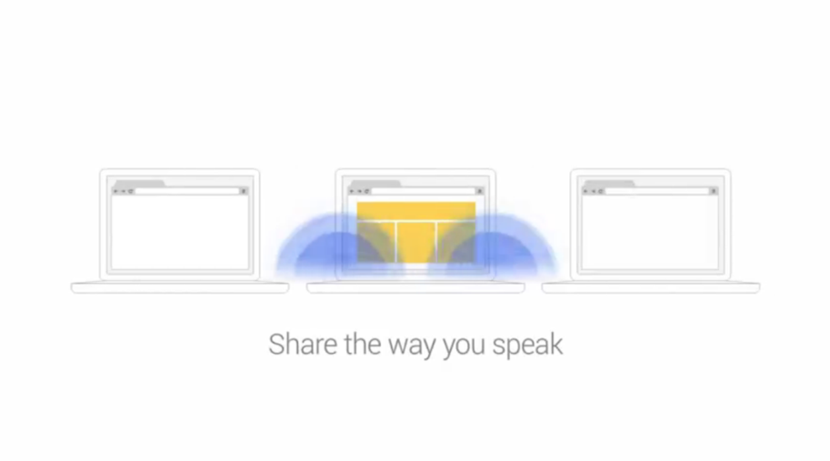 Google Tone Uses Sound to Send Links Between Chrome Browsers