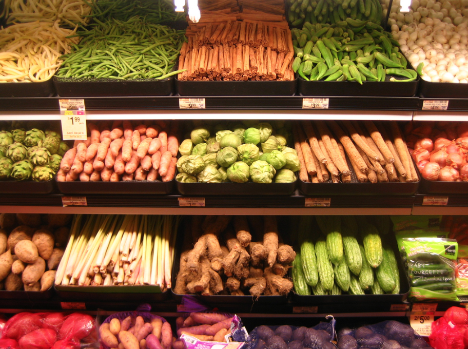 French Grocery Stores Required to Donate Unsold Food