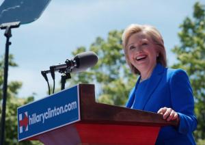 Hillary Clinton presidential campaign