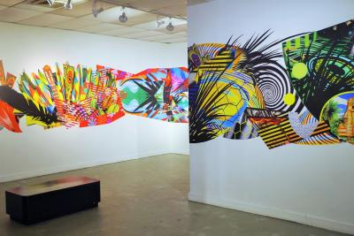 Tropicália, Peter Gerakaris. Photo: Gallery Rivaa.