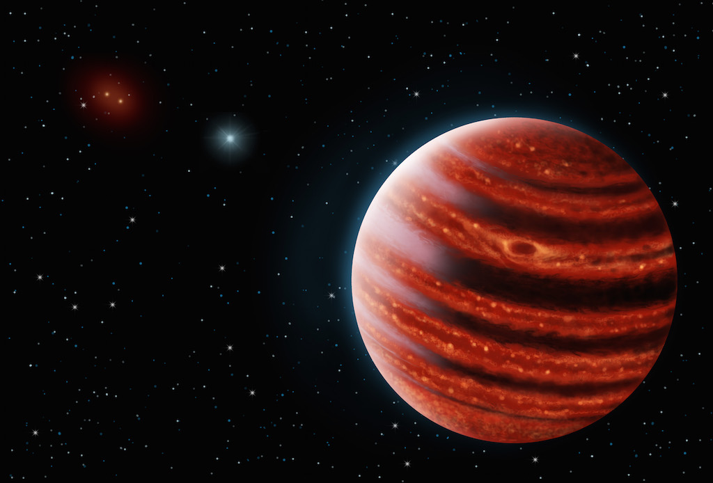 A New Planet is Discovered Outside of Our Solar System