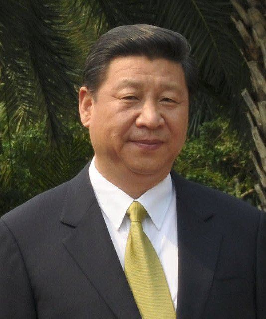 Chinese President Xi Jingping