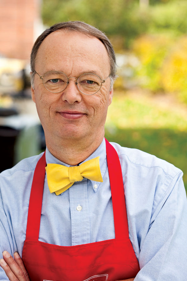 Chris Kimball Not On America Test Kitchen