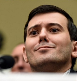 Science Proves How Punchable Martin Shkreli Really Is