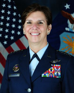 U.S. General Lori Robinson Becomes First Female Leader of Northern Command