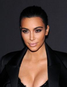A photo of Kim Kardashian.
