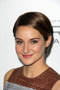A photo of actress Shailene Woodley.