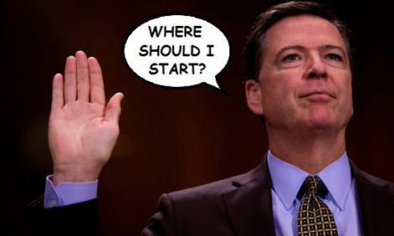 Comey's Testimony Proves There is Corruption in the White House