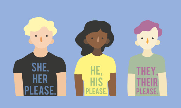 They/Them/Their Pronouns Are Legit, So Stop Being a Jerk