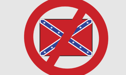 Hey, America: It's Time to Ban the Confederate Flag