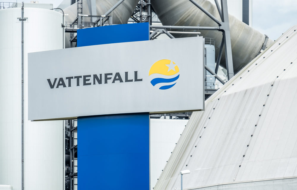 Vattenfall is Working to Produce Eco-Friendly Hydrogen-Powered Vehicles