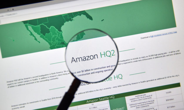 Amazon HQ2 Cities Brace For Economic Impact