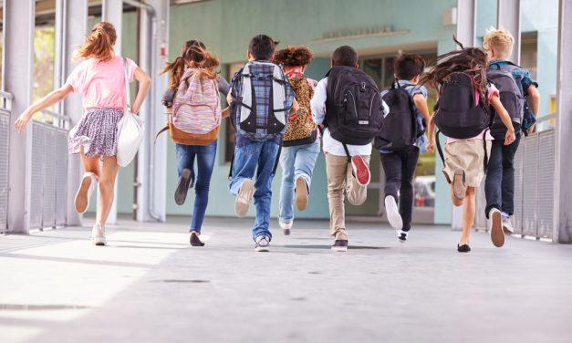 Bulletproof Backpacks Hit Retail Shelves