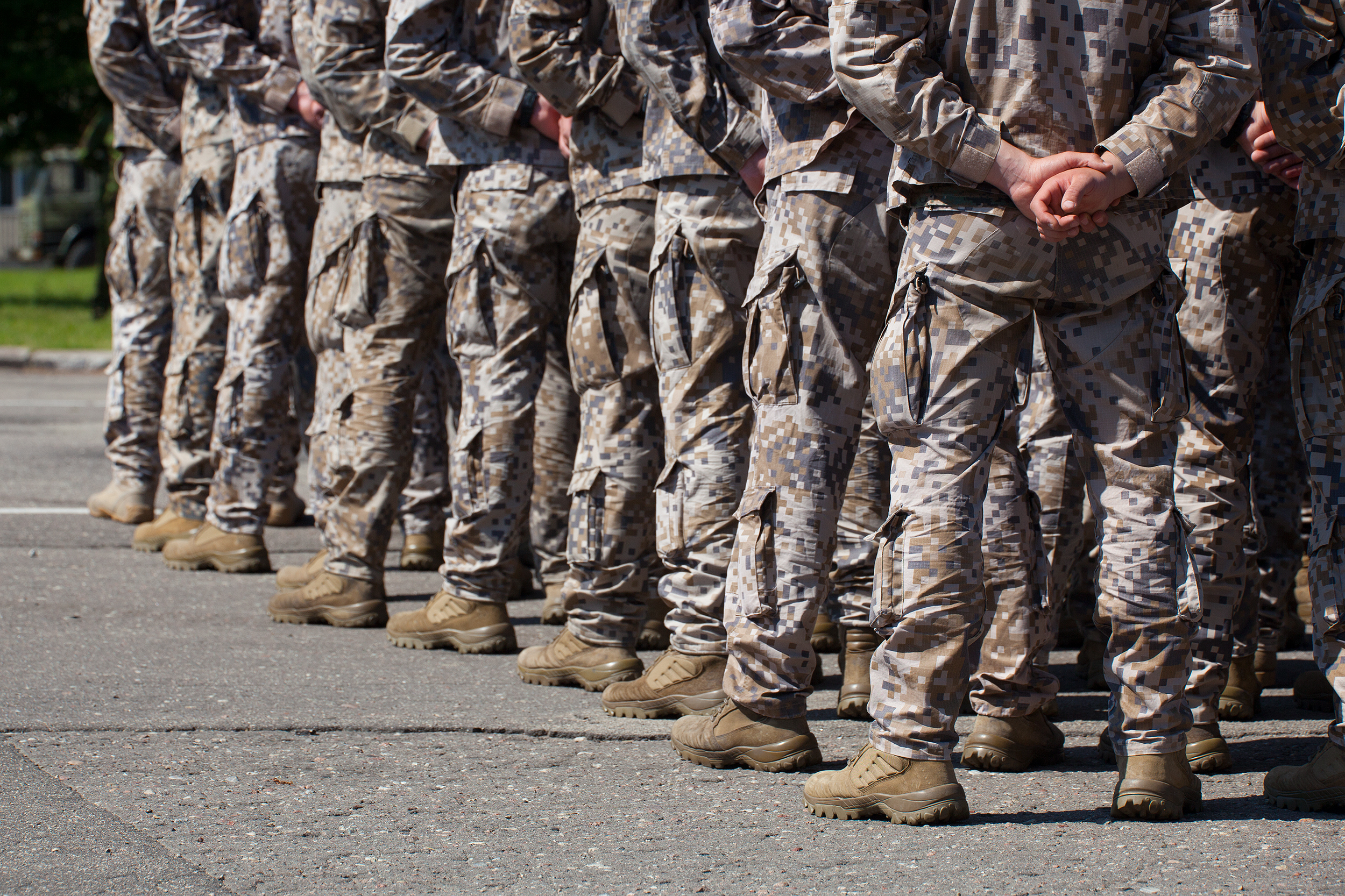 Obama Looks to Utilize 15,000 Troops in Iraq