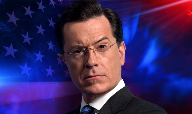 Stephen Colbert to Play Himself on The Late Show
