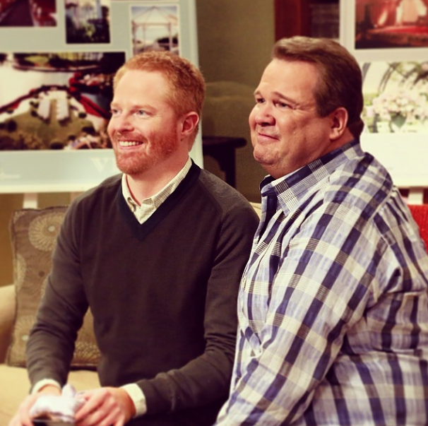 sitcom stereotypes from Modern Family