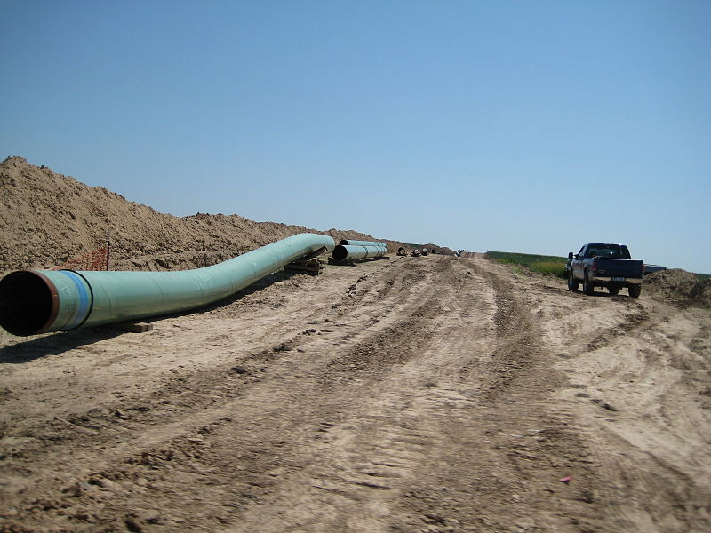 One Man's Song Marks Defeat of Keystone XL