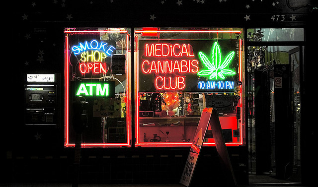 Marijuana Advocates Complicate Legalization With Competing Laws