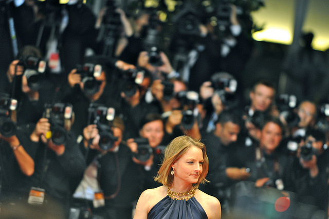Jodie Foster Talks About the Roots of Hollywood's Gender Problems