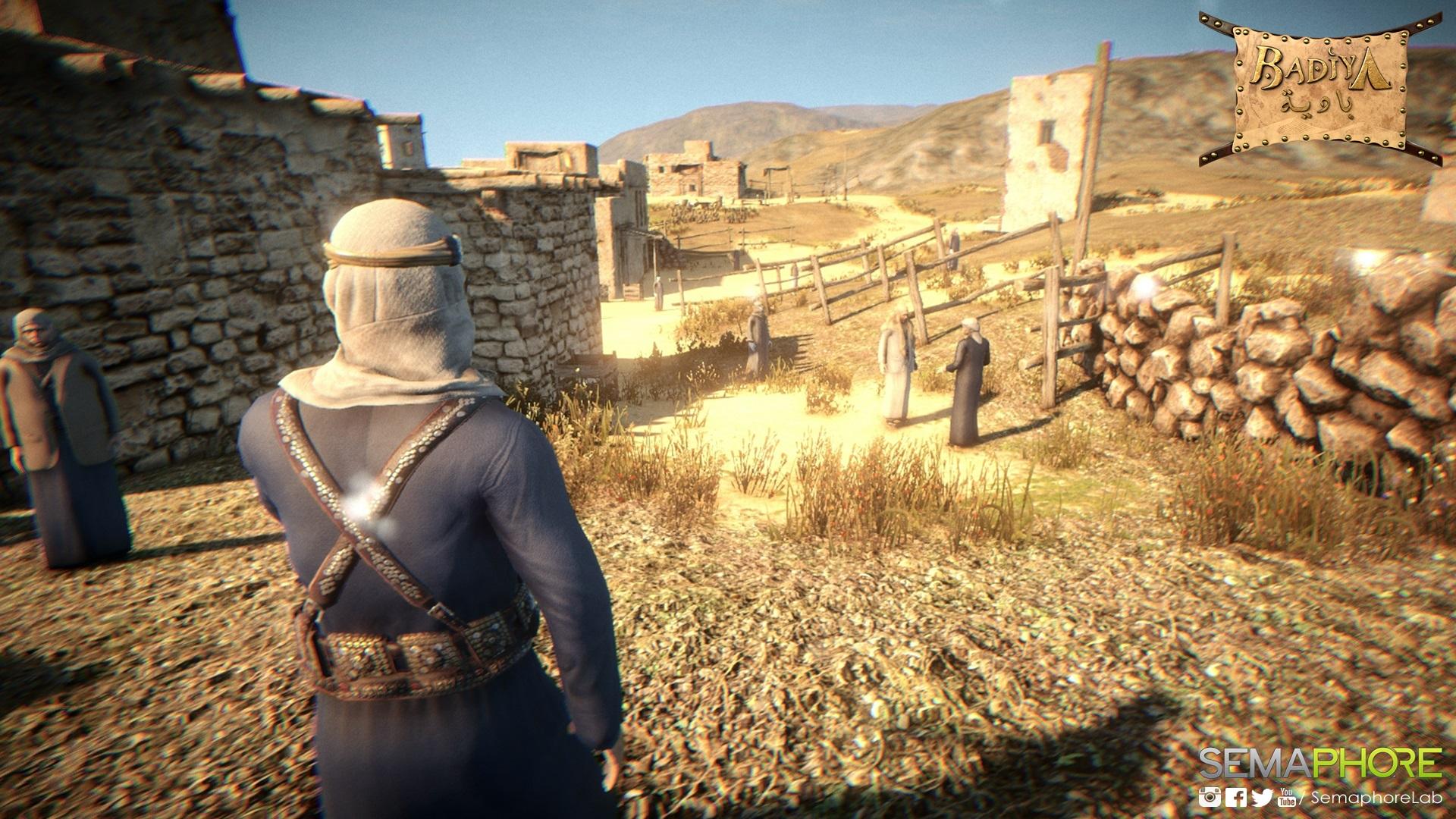"""Badiya"" Challenges Existing Representation of Arabs in Games"