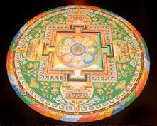 Tibetan Healing Sand Mandalas