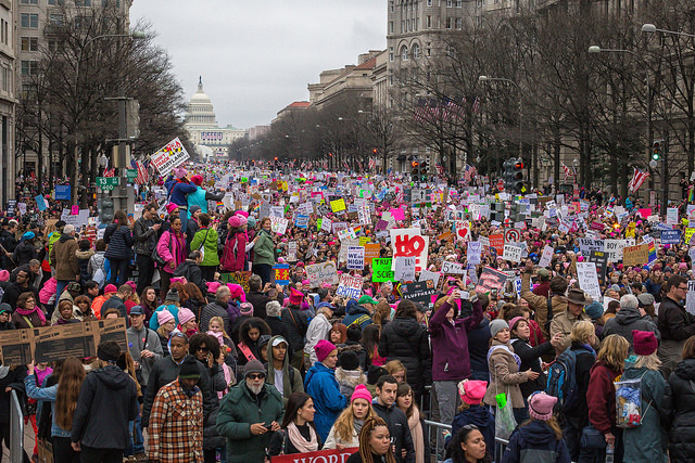 3 Things the Women's March Accomplished