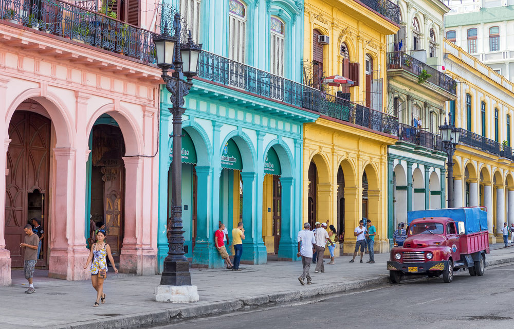 Tourism Industry Finds a New Market in Cuba