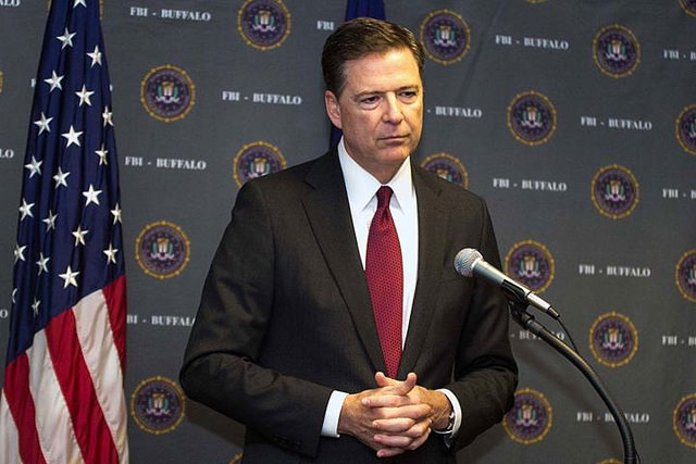 Why Firing James Comey Isn't the Conspiracy Theory We've Been Led to Believe