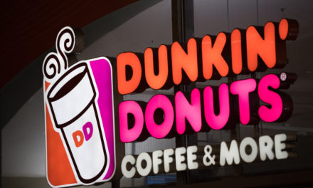 Dunkin' Drops the Donuts