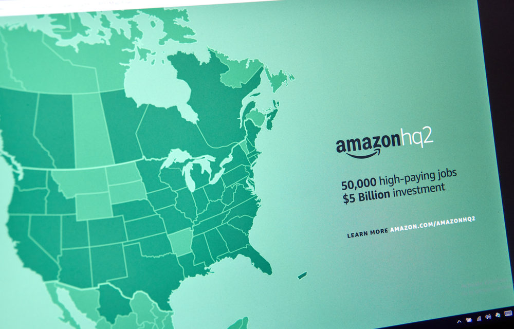 Amazon Asks For Privacy While Choosing City for New HQ