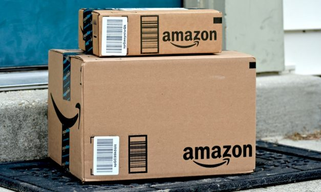 Amazon's 1-Day Delivery Plan Causes Competitors' Shares to Fall