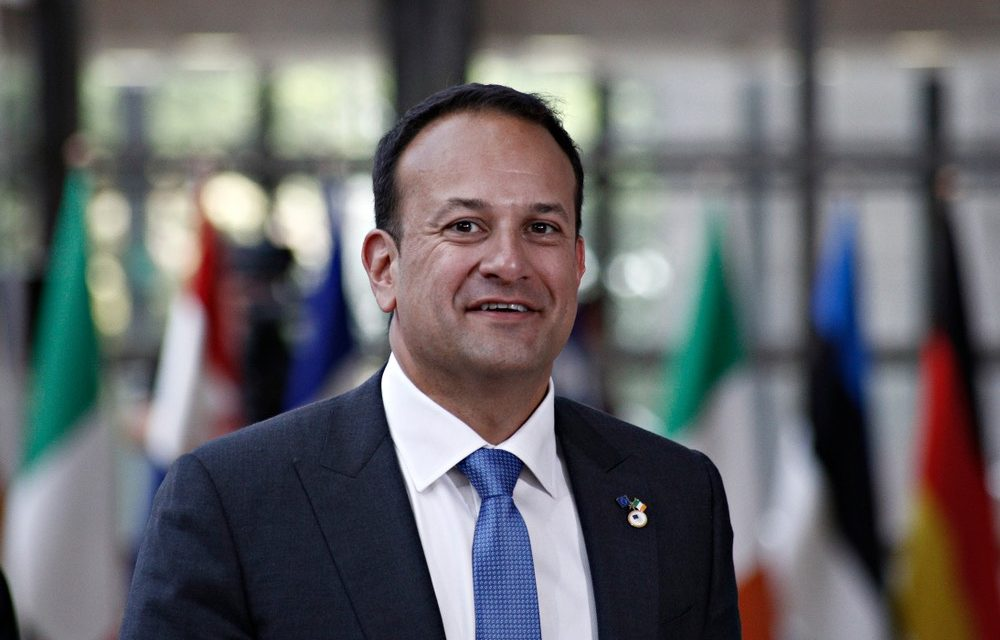 Ireland's Prime Minister Joins the Front Lines to Fight COVID-19