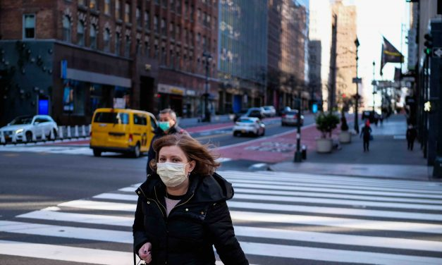 New York City 'Like a Battlefield' With Thousands Infected