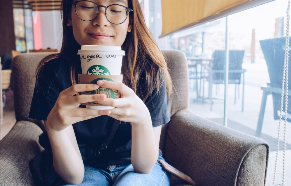 Starbucks is Giving Frontline Workers Free Coffee Every Day